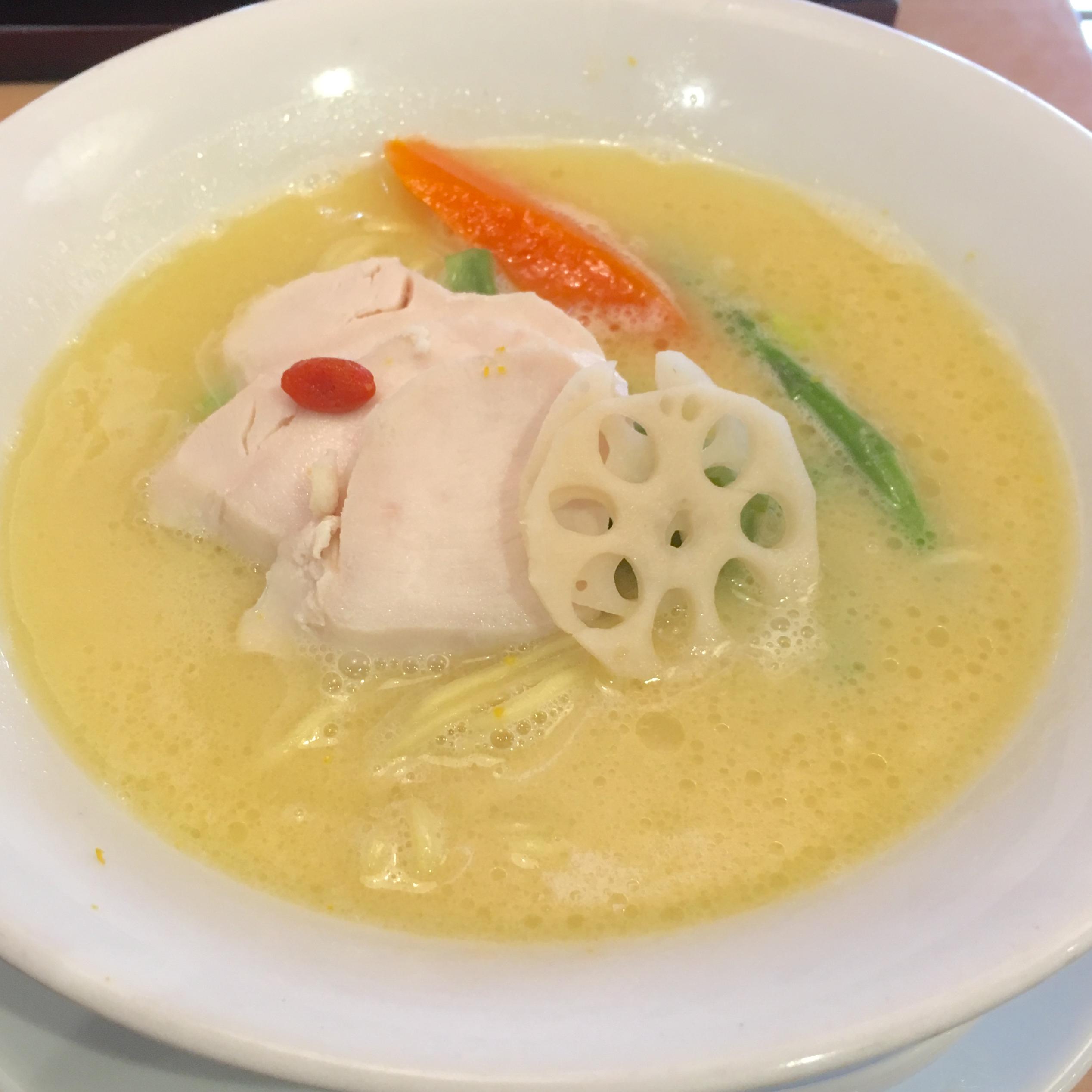 【銀座篝アトレ浦和】親子丼もうまい鶏白湯ラーメン屋はここだ!