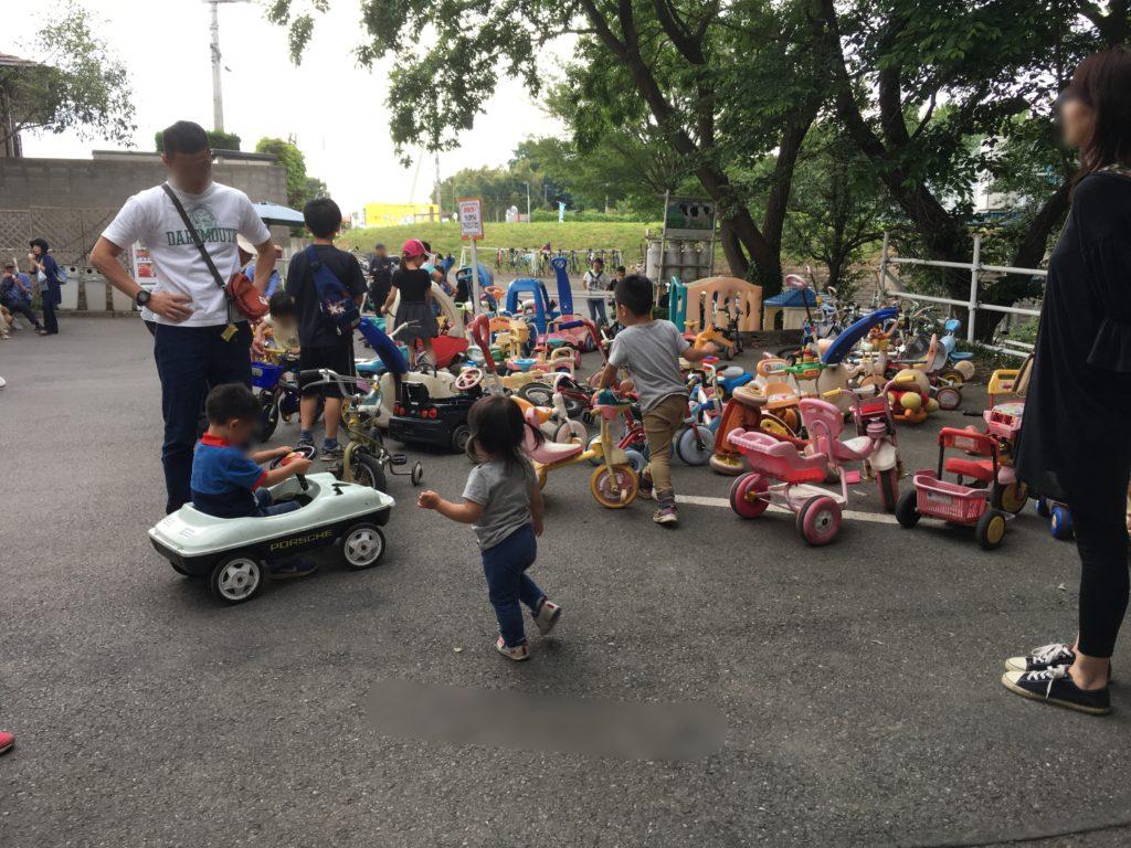 榎本牧場で自由に使えるおもちゃ