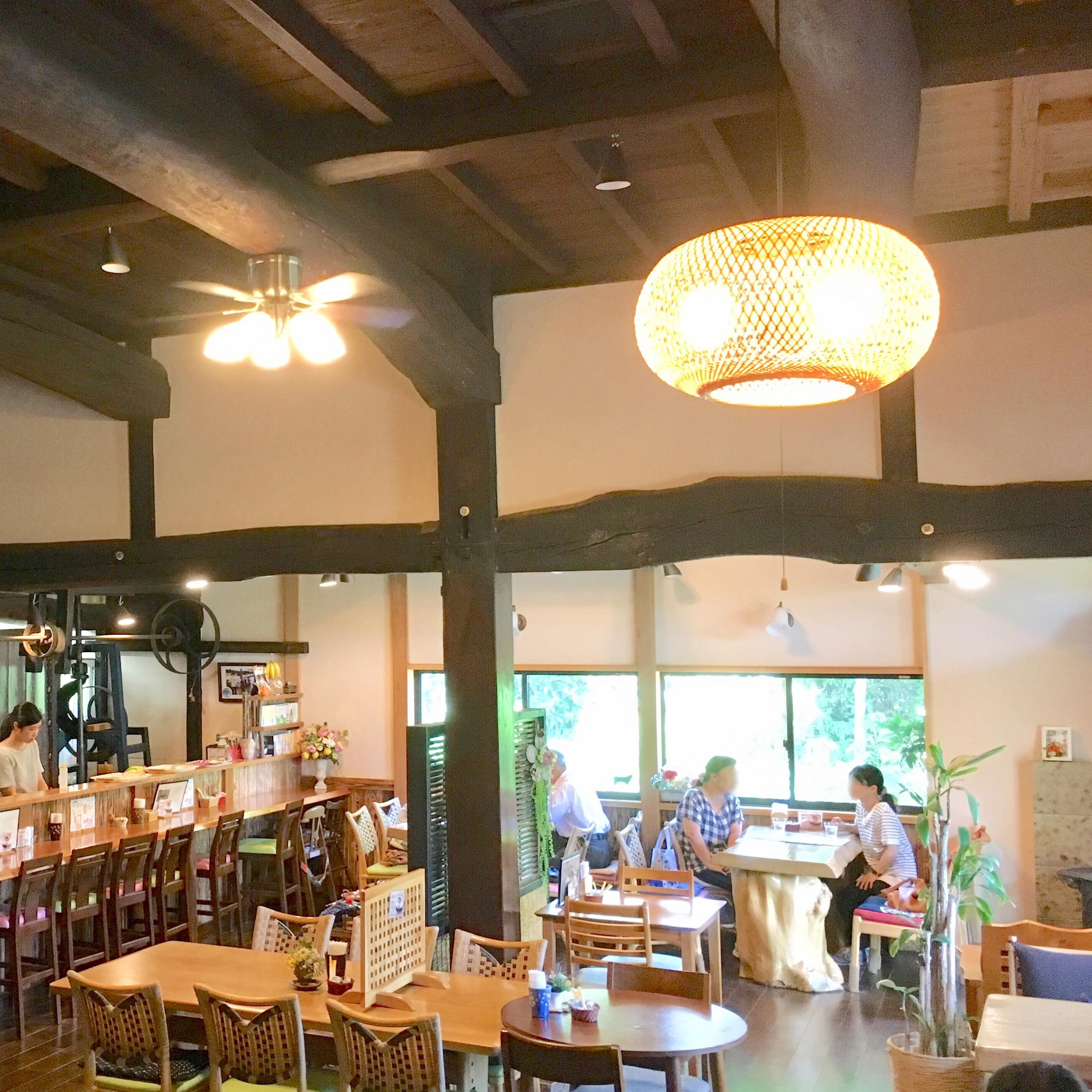 【紡ぎの家大島】『ハルさんの休日』に出た伊奈町の古民家カフェ