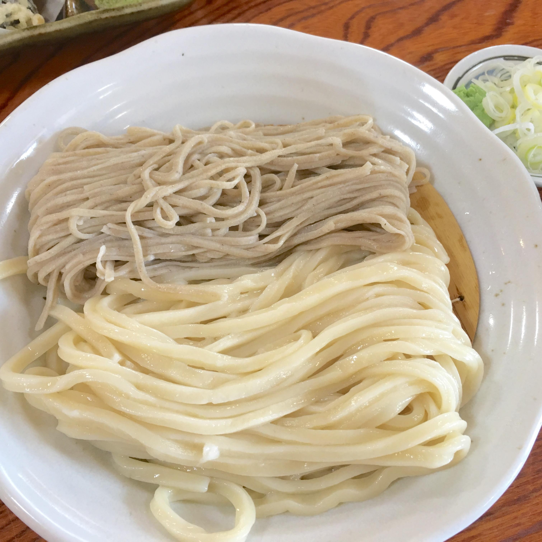 【JA南彩農協食堂】うどんとそばのハーフ『あいもり』がコスパ最高!
