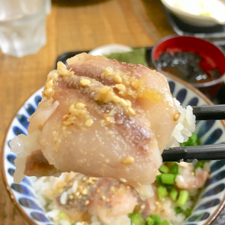 【赤羽・鯵家】アジフライとたたき丼の『鯵家定食』がコスパ最高!