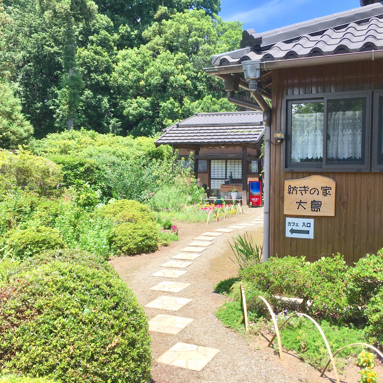 伊奈町の豪農カフェ『紡ぎの家大島 cafe BLANCO』を詳しく紹介!