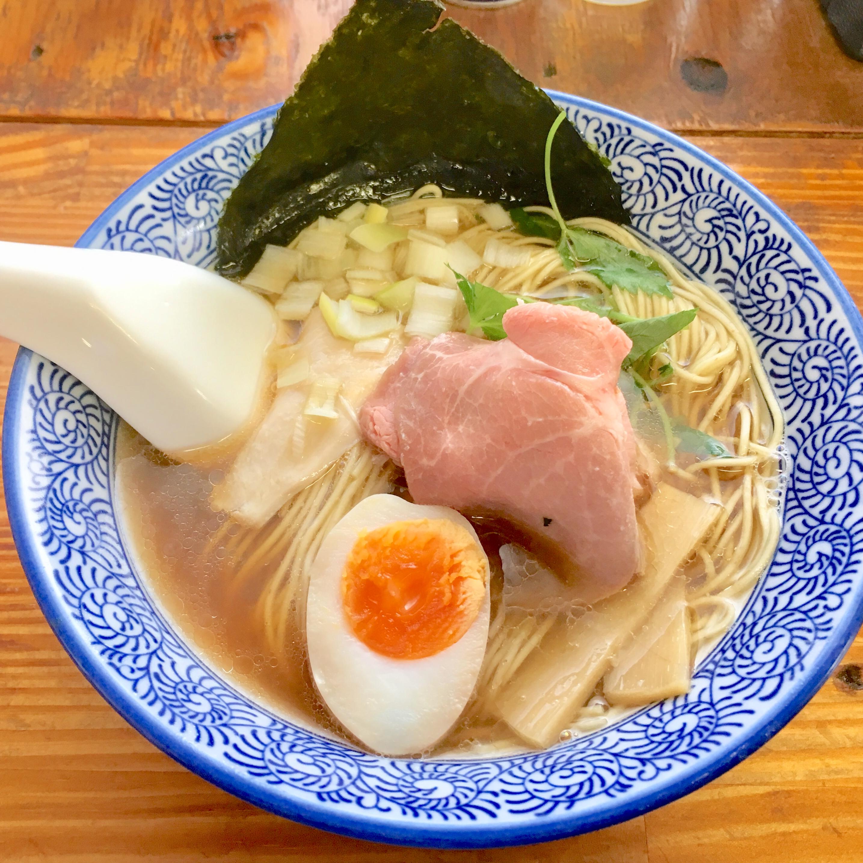 【上尾・よしかわ】食べログ百名店で煮干しそばを食べてみたレビュー