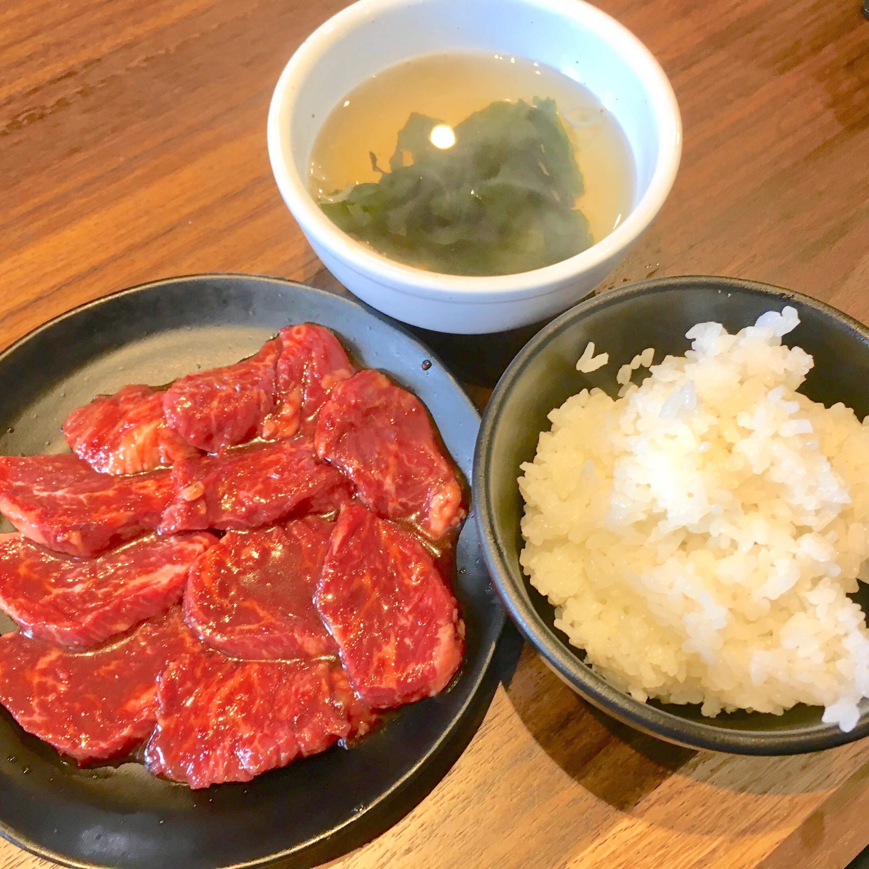 『牛国屋吉野町店』の焼肉ランチがコスパ最高でオススメ!