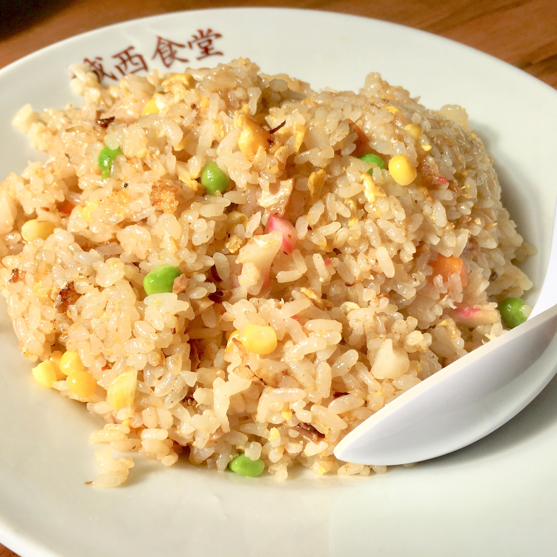 行田の町中華『城西ラーメン』でチャーハン・餃子・ラーメンを味わう