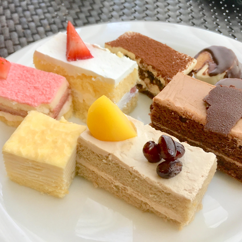 花園フォレストのビュッフェバイキングは大人1,300円でコスパ最高!ケーキ・食事系も食べ放題!
