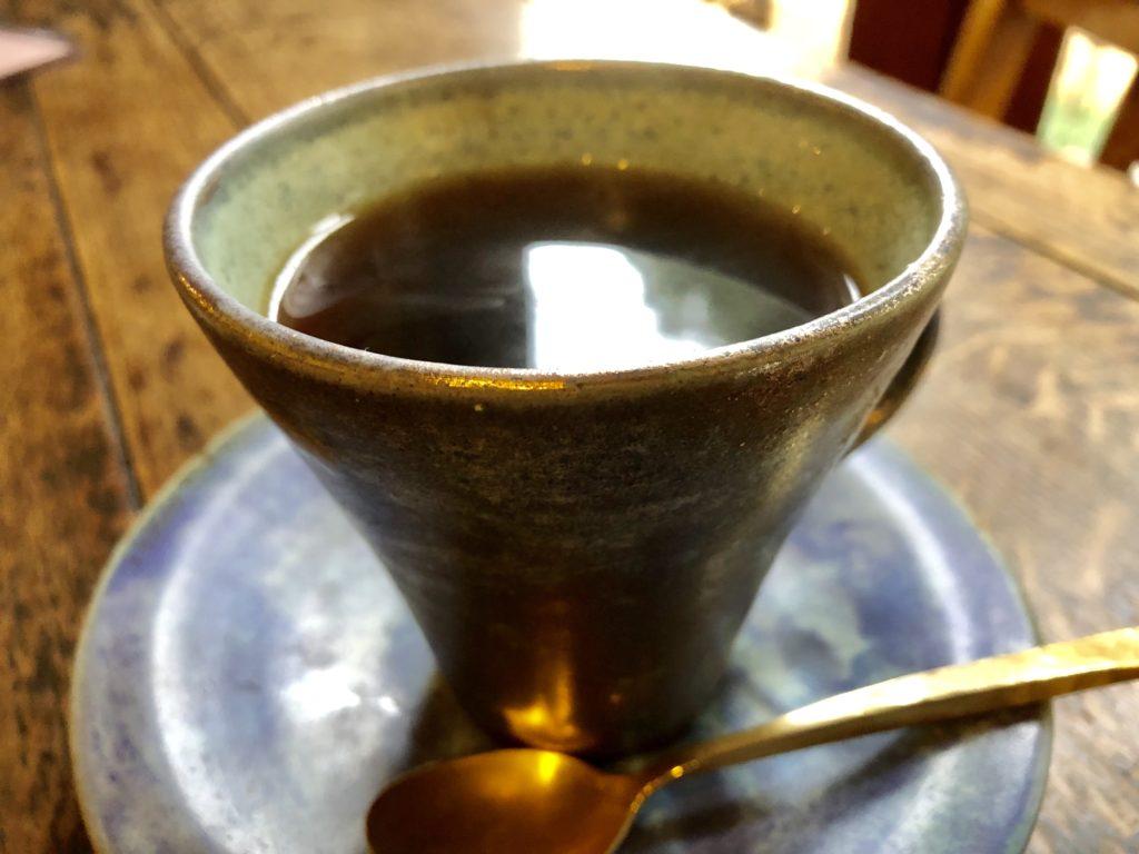 コーヒーアップ写真