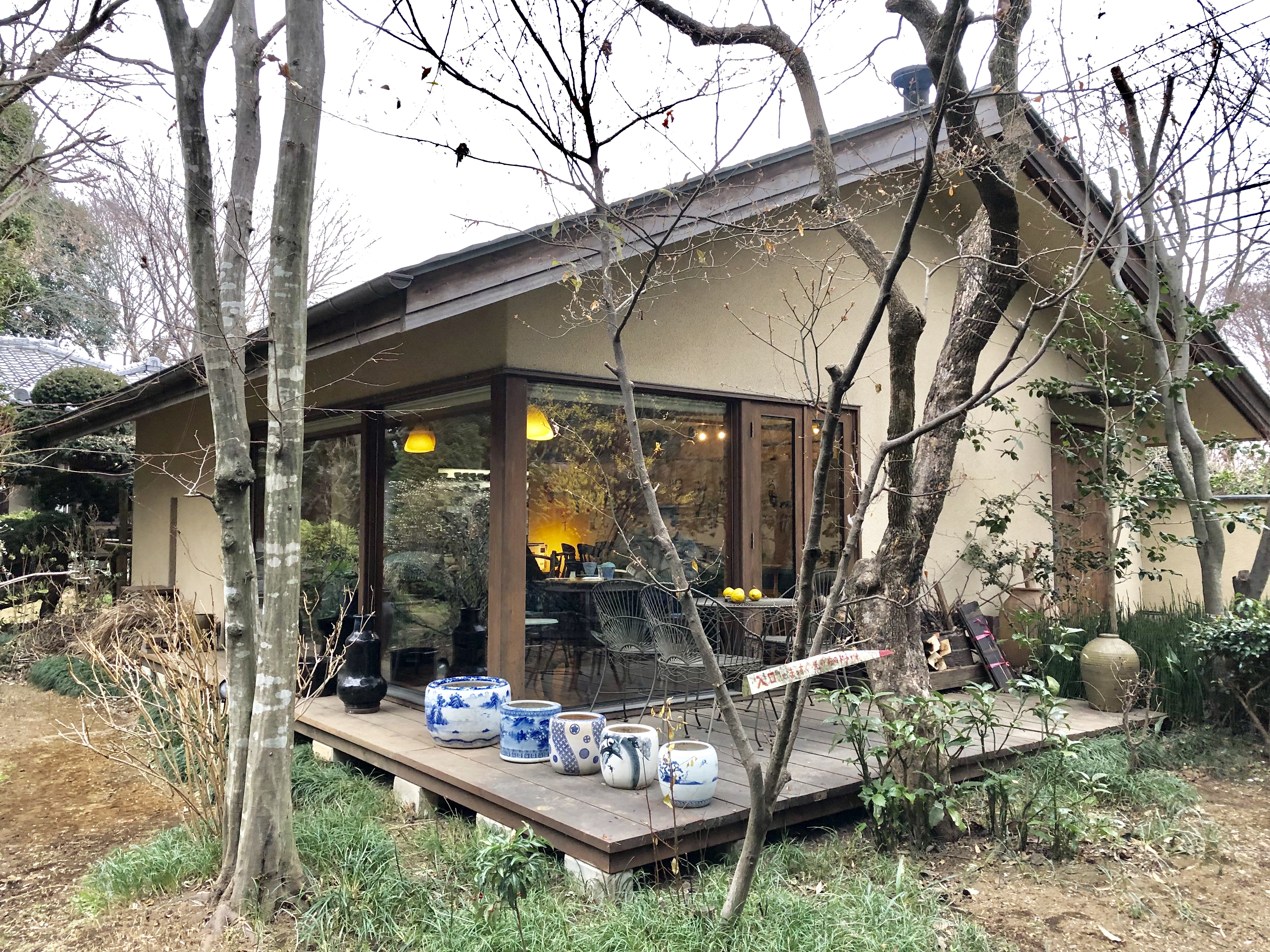 寧(ねい)・伊奈町|森の中の隠れ家的カフェに癒されよう!
