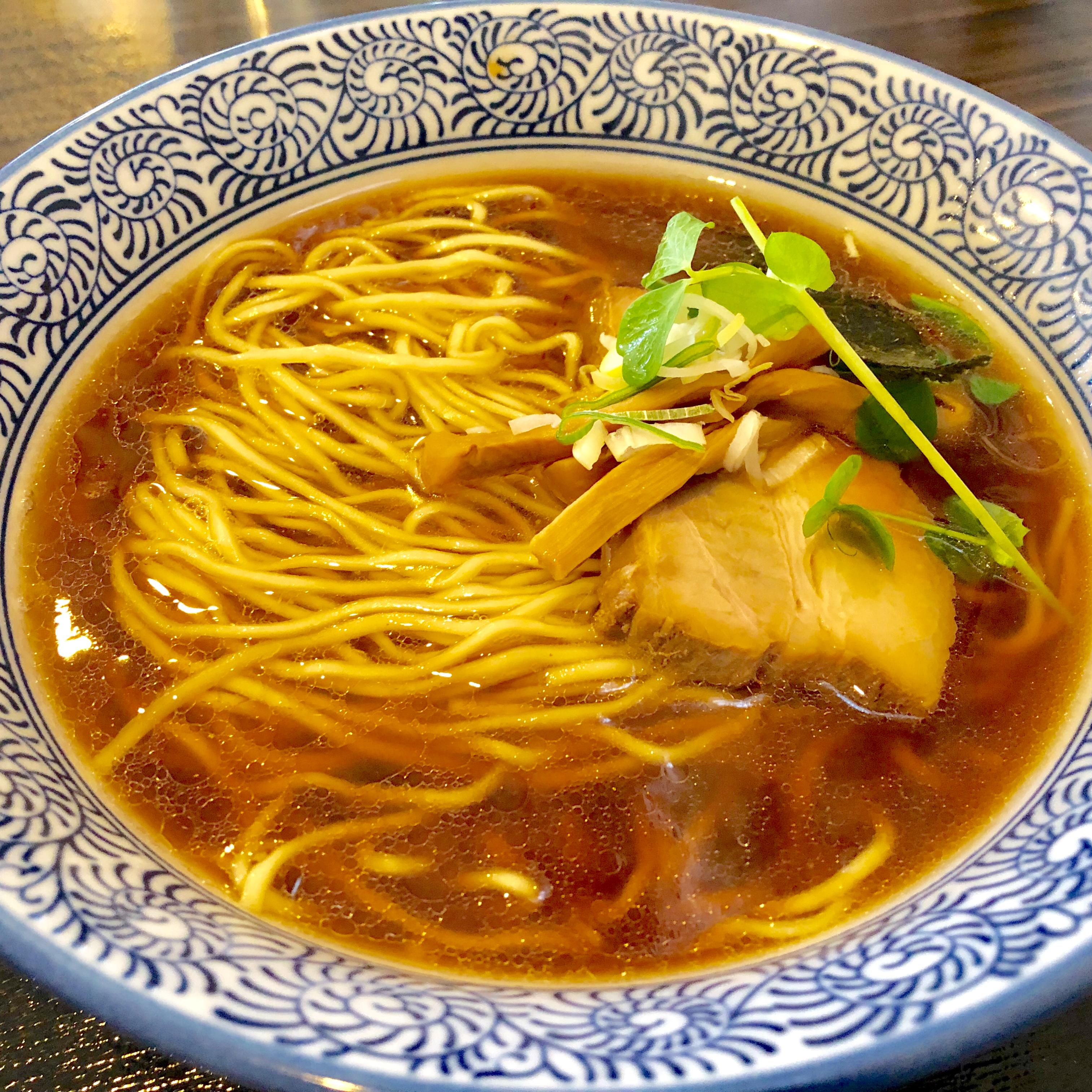 伊奈町・麺処いぐさ|煮干し×醤油の中華そばがおすすめ!