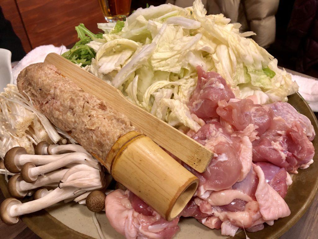 コース料理⑧鍋料理