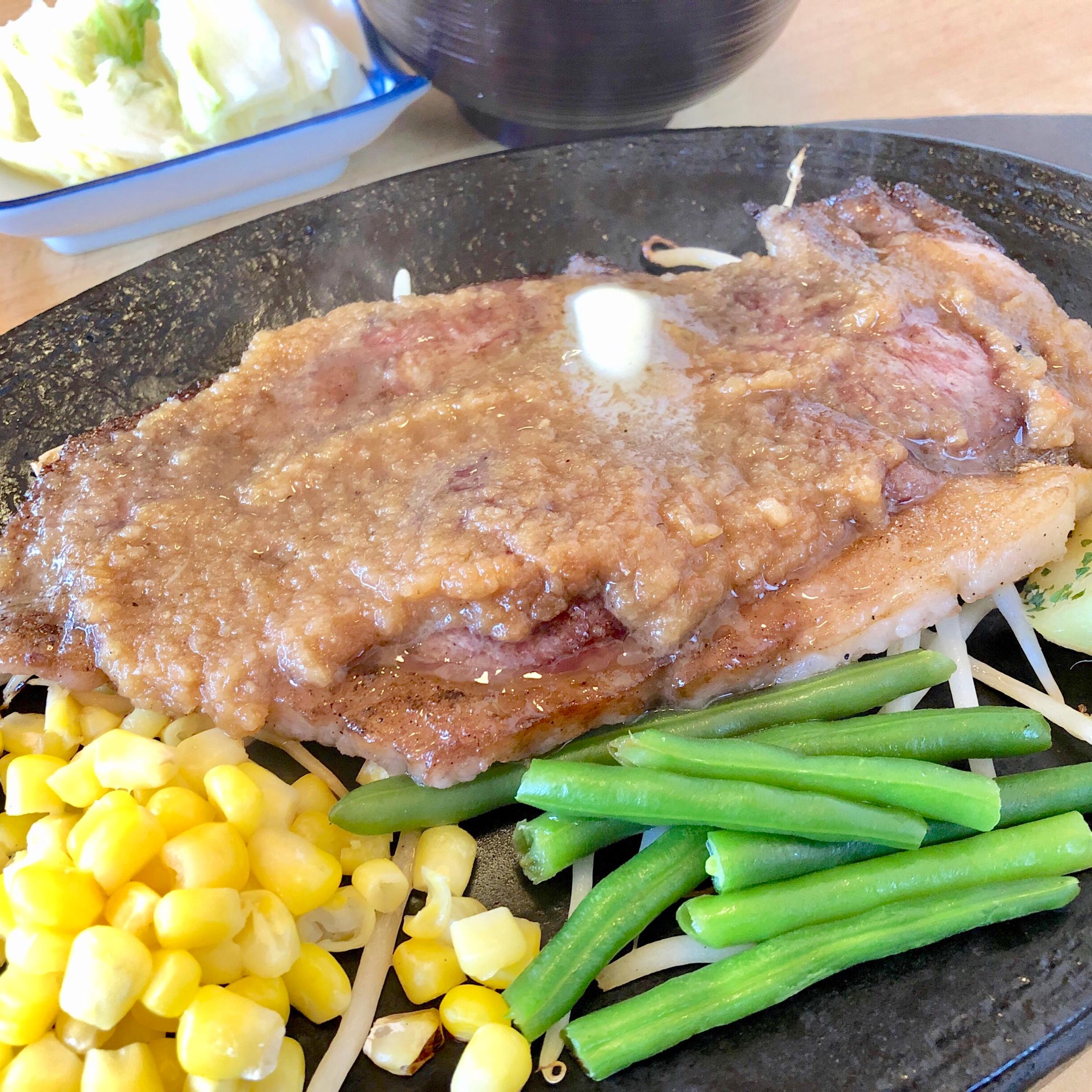 ステーキハウス三喜屋|大和田駅すぐの街の洋食屋は穴場感たっぷり!絶品ハンバーグとステーキを味わう