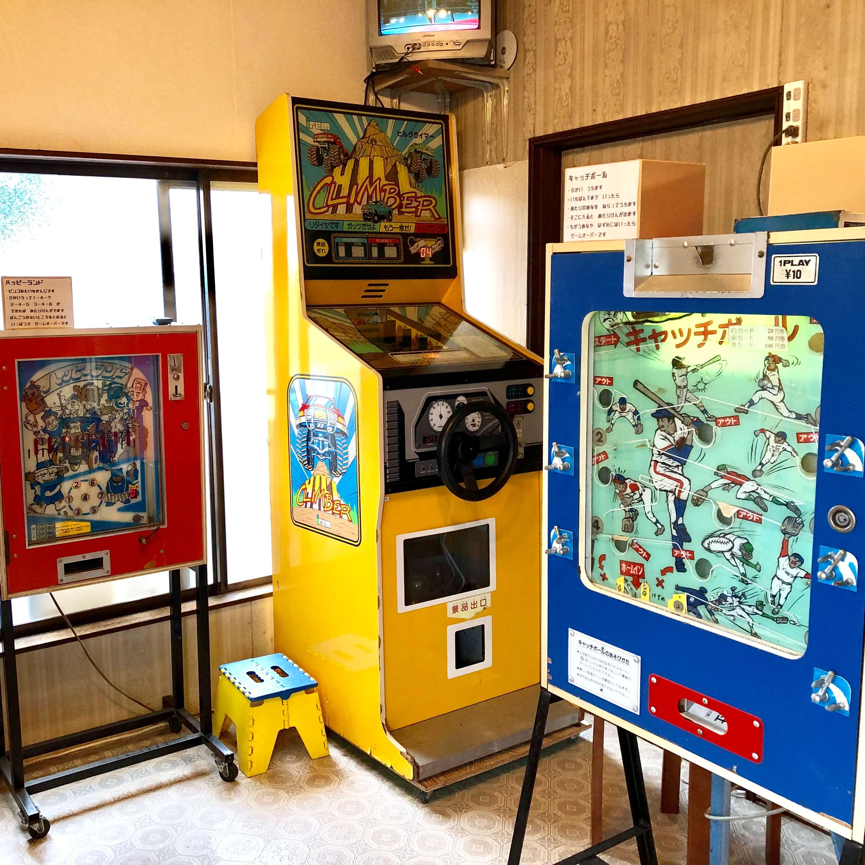 加須の駄菓子屋・10円ゲーム いながき|昭和レトロと地域密着のアットホームな雰囲気がいい感じ♪