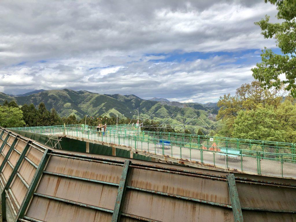 猿園からの景色