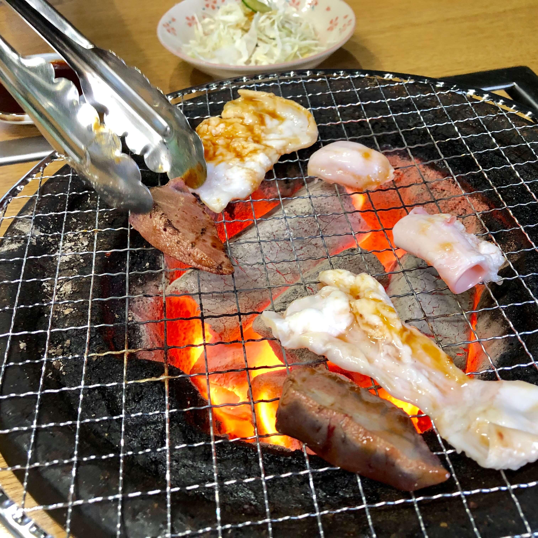 秩父・山田ホルモン|希少部位タケノコも食べられるコスパ最高な焼肉店!