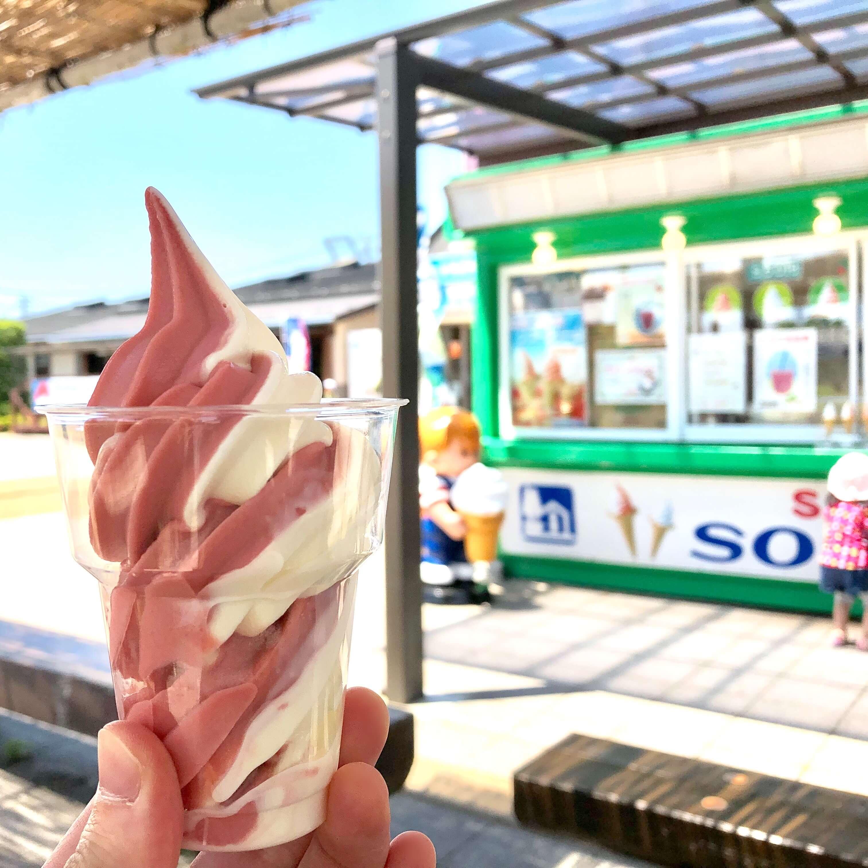 道の駅いちごの里よしみ|ソフトクリーム・苺甘酒・紅ほっぺを堪能!吉見町グルメならここは外せない!
