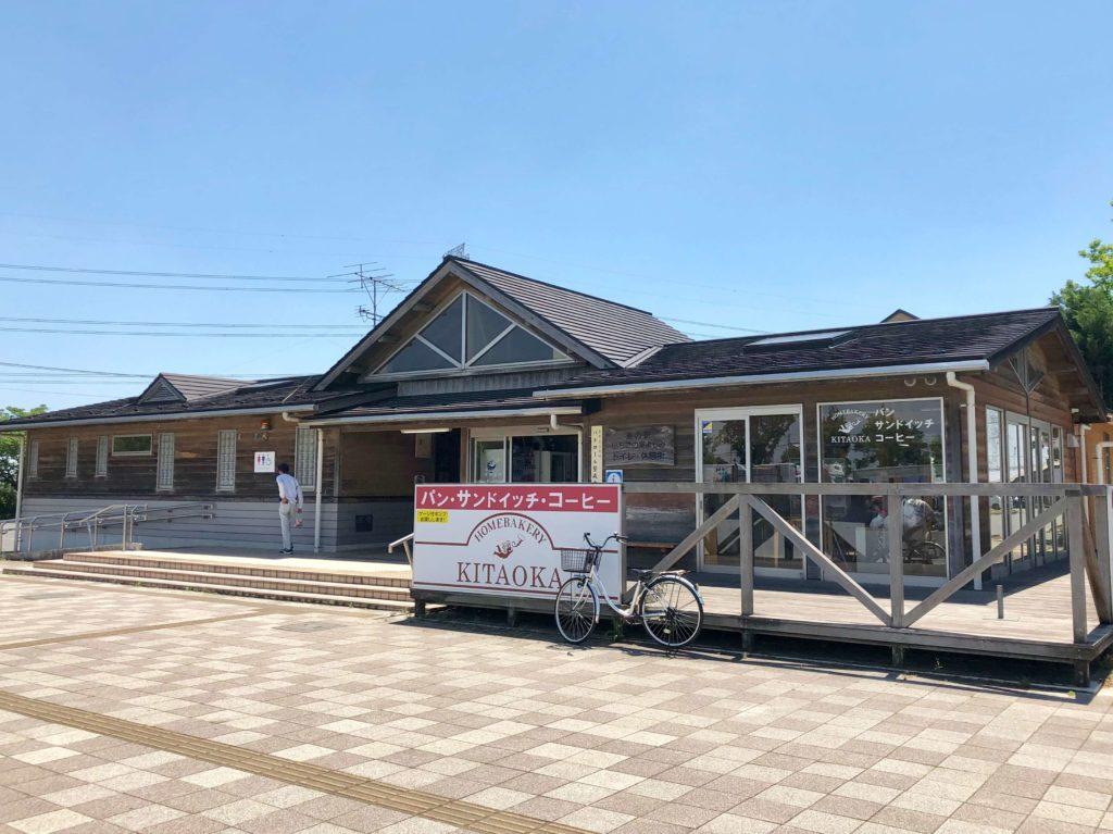 パン・サンドウィッチ・コーヒーを販売しているkitaoka