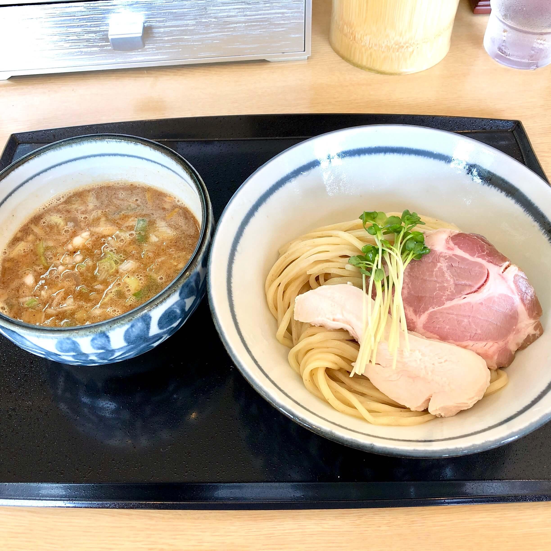 桶川・つけ麺 いな月|鶏魚介の濃厚スープがうまくておすすめ!