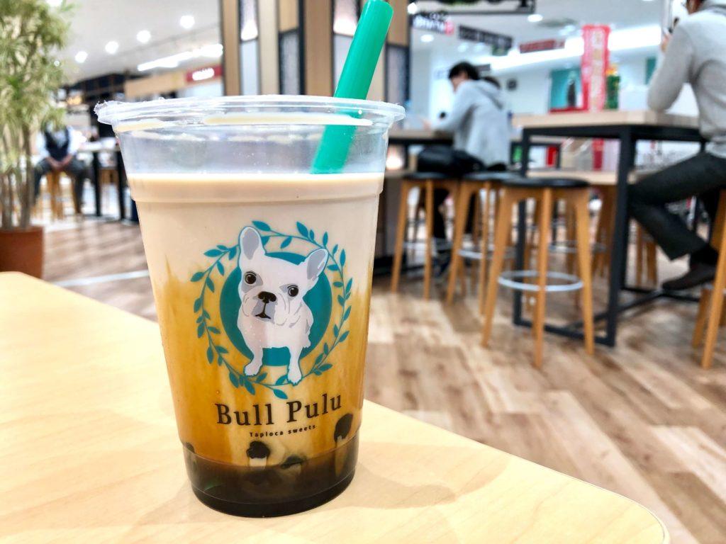 Bull Puluの黒糖タイガーミルクティー