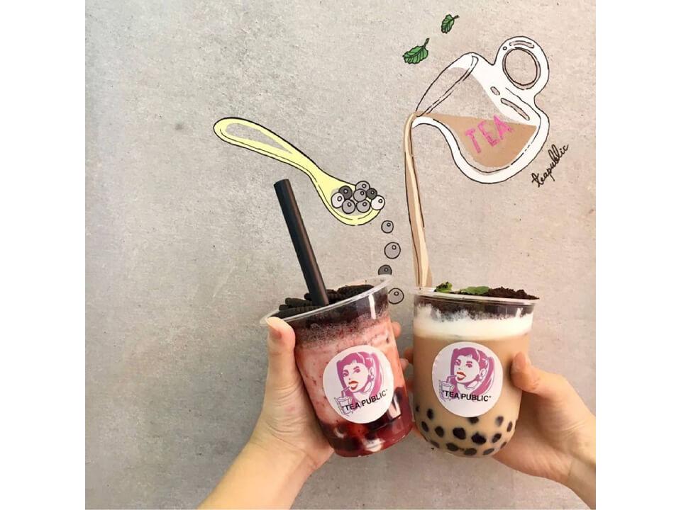 TEA PUBLIC(ティーパブリック)熊谷店が11月26日ニューオープン!人気タピオカ店が埼玉初出店♪