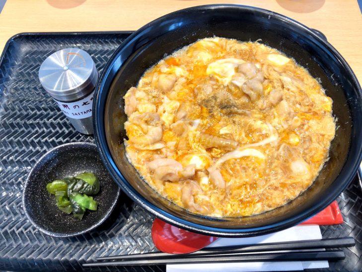 小江戸オハナの親子丼