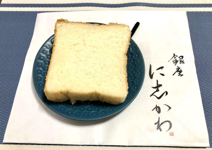 に志かわの食パン