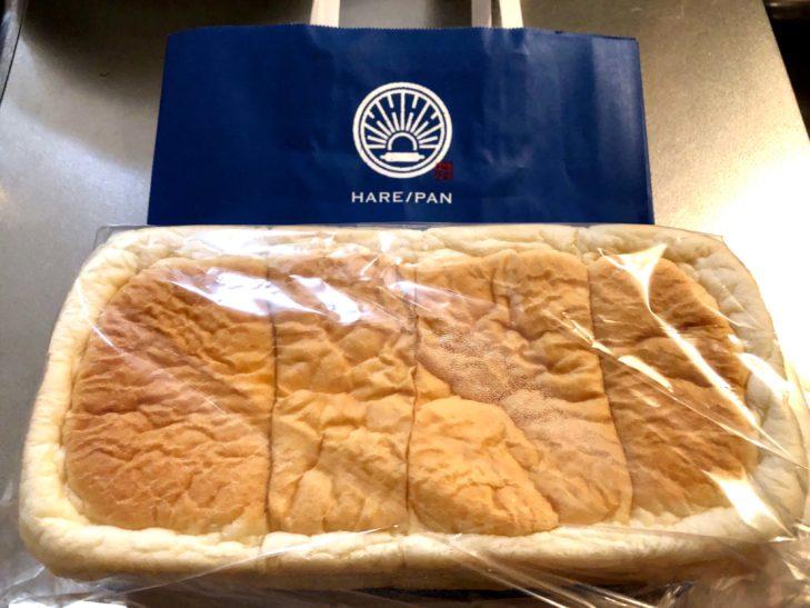 純生食パン工房 ハレパンの食パン