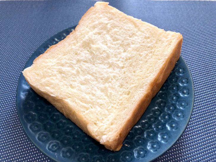 純生食パン工房 ハレパン 東大宮店の食パン(一切れ)