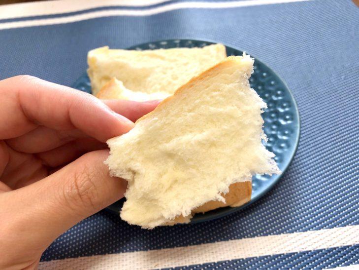 純生食パン工房 ハレパン 東大宮店の食パンアップ画像