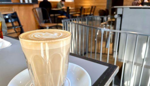 さいたま市北区|45cafe(フォーファイブカフェ)で本格的なカフェラテを楽しもう♪
