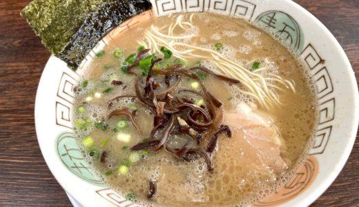 楓神|伊奈町で行列のできる豚骨ラーメンを実食!呼び戻しスープが激ウマだった!