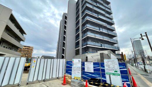 ルネ上尾の工事状況を調査!2021年4月からモデルルームをオープン予定