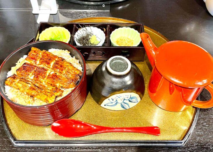 川魚料理 山中のひつまむし御膳