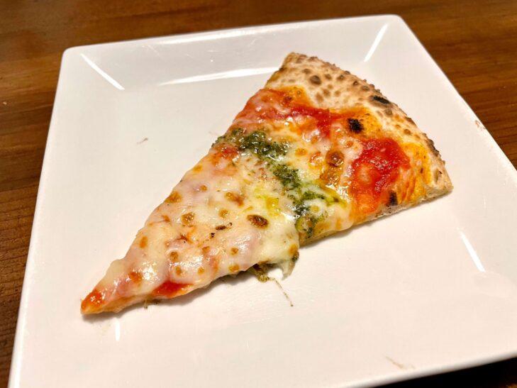 パスタアルデンティーノ 大宮店のピザ