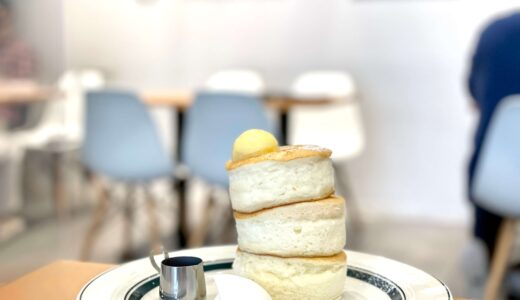 越谷レイクタウンのgram(グラム)で20食限定のパンケーキを実食!メニュー・口コミも紹介