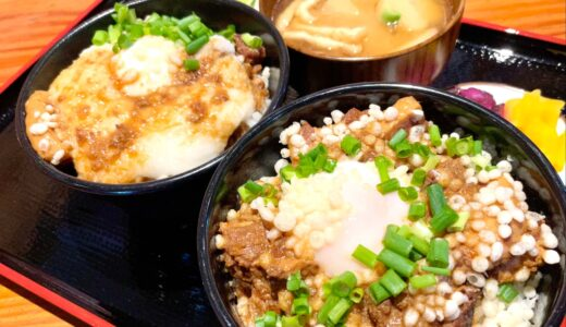 たぬ金亭|秩父の新名物「豚玉丼」が美味しい!テイクアウトもOK